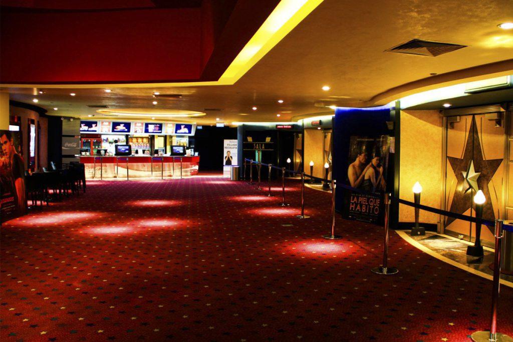Christie: Village Cines Recoleta es el primer cine de Argentina con sistema Vive Audio
