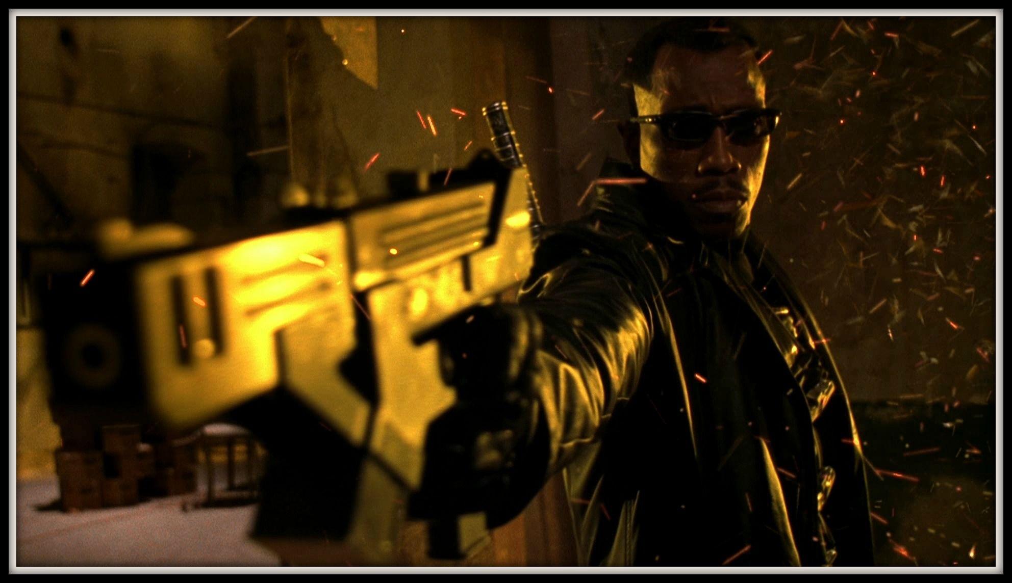 Blade fue la primera adaptación de un cómic apuntando a un target más adulto