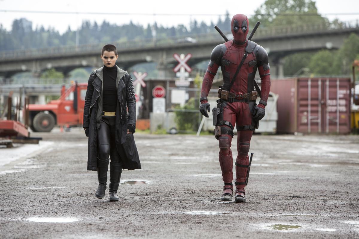 Deadpool fue la película más vista de la semana en Argentina