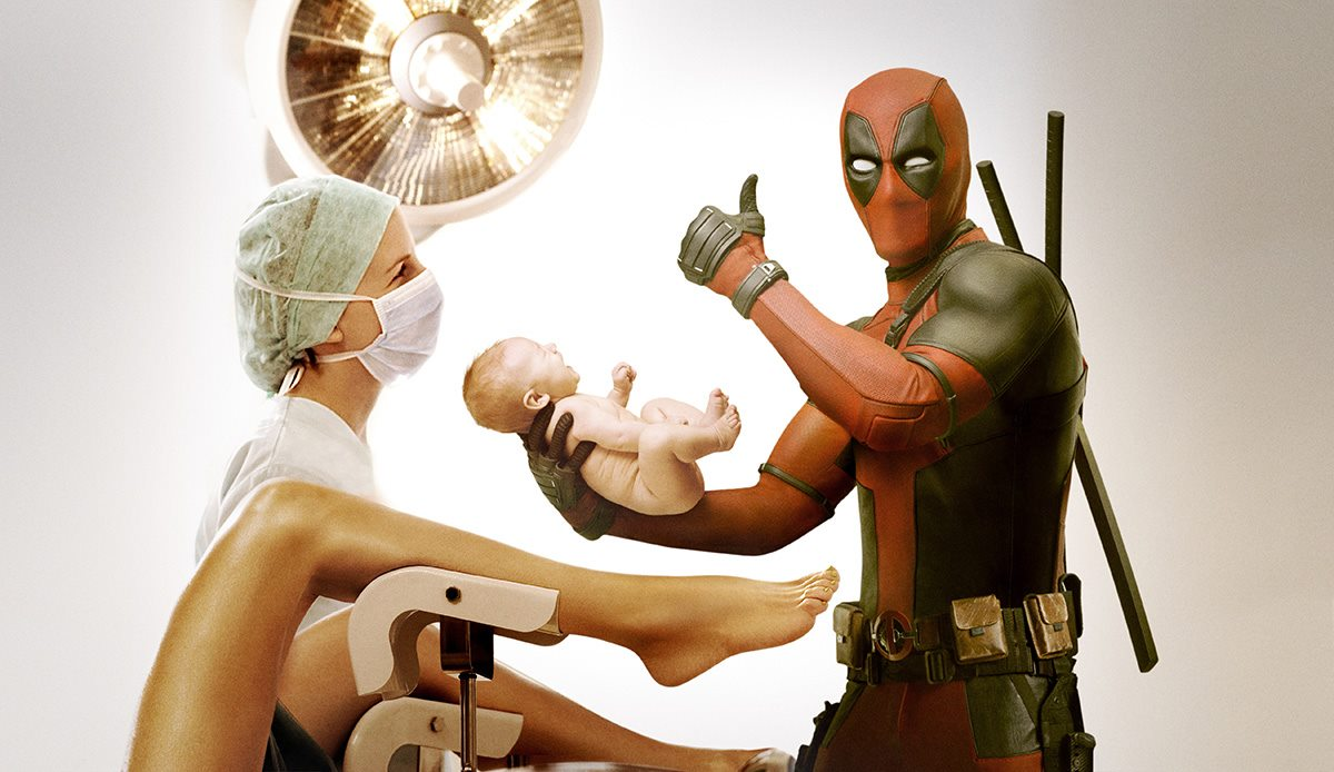 """Deadpool"" tuvo una original y atrevida campaña de marketing"