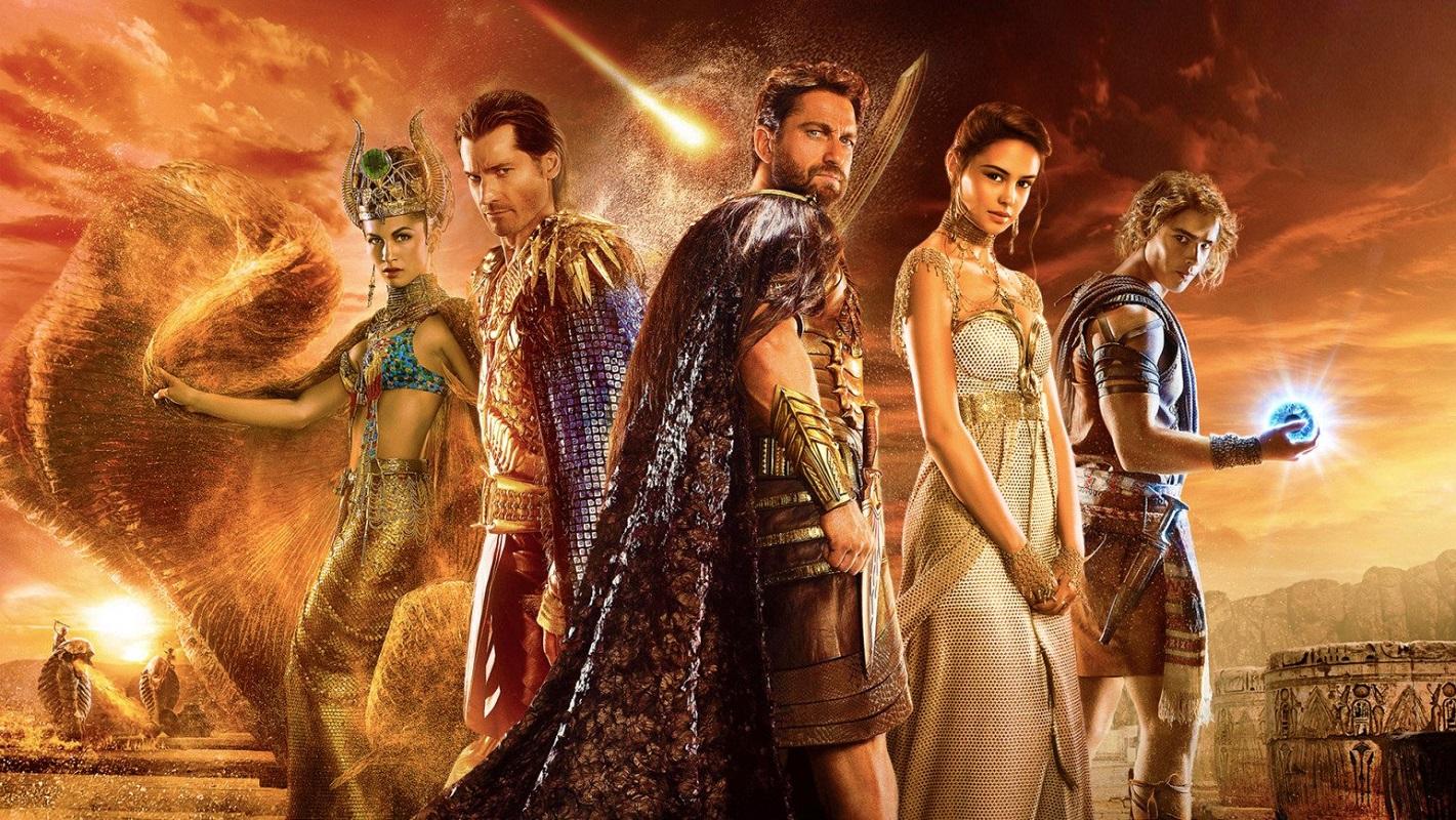 """Dioses de Egipto"": La mitología al poder de la taquilla"