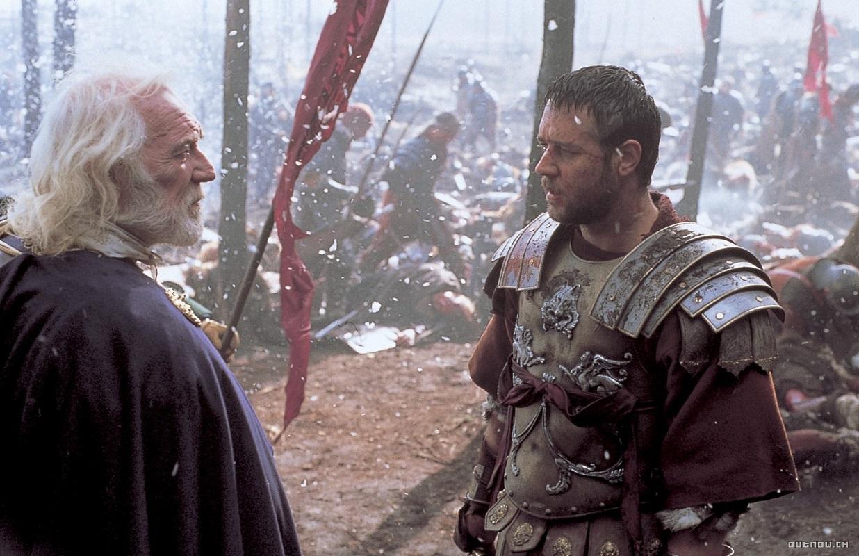 """""""Gladiador"""" fue la encargada de reponer al género de moda en el 2000."""