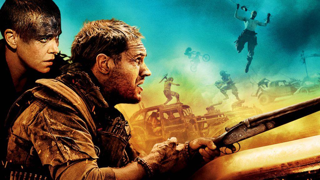 """""""Mad Max. Furia en el camino"""" fue la primera estrenada del ranking."""
