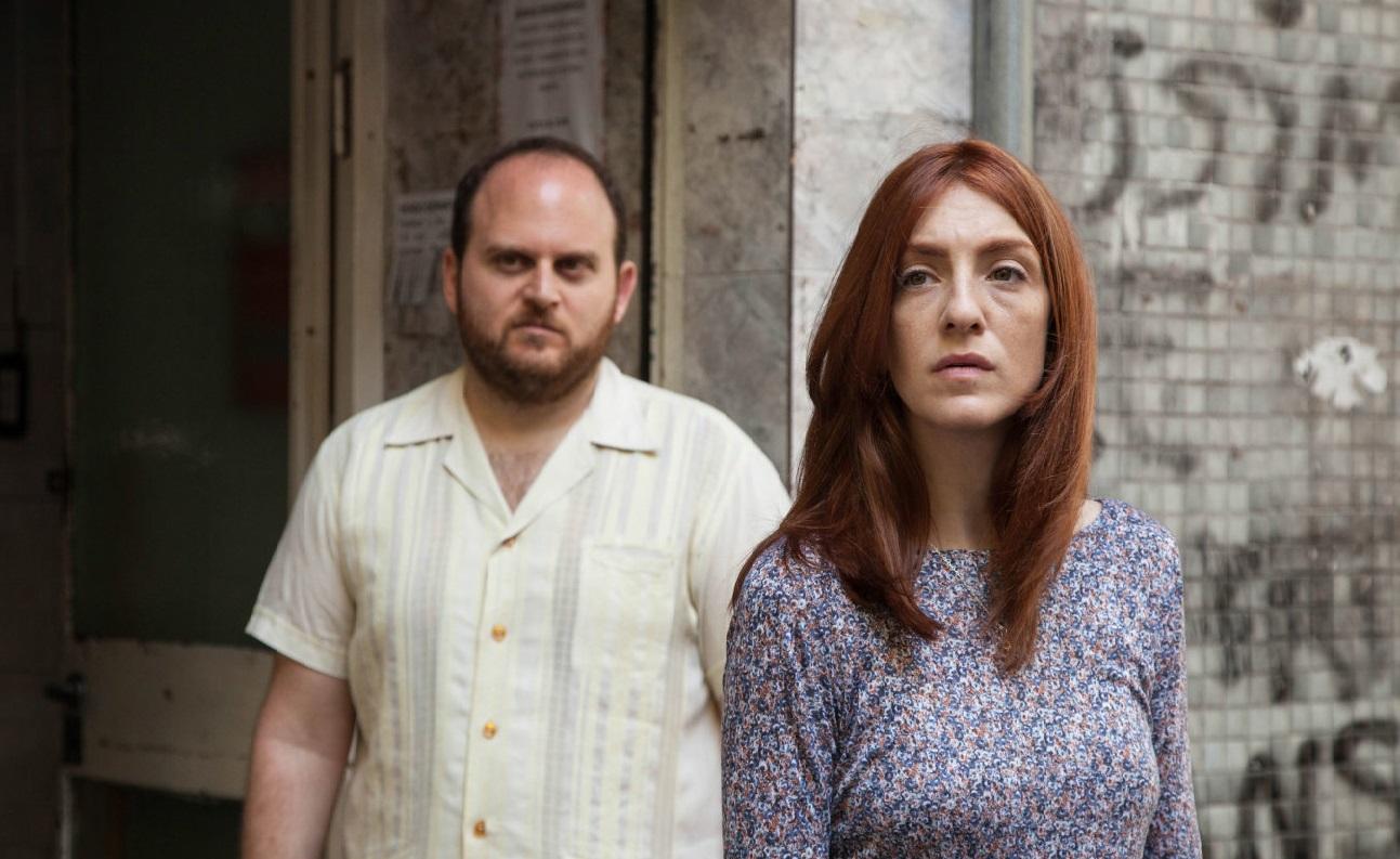 """Alan Sabbagh y Julieta Zylberberg son los protagonistas de """"El rey del Once"""""""