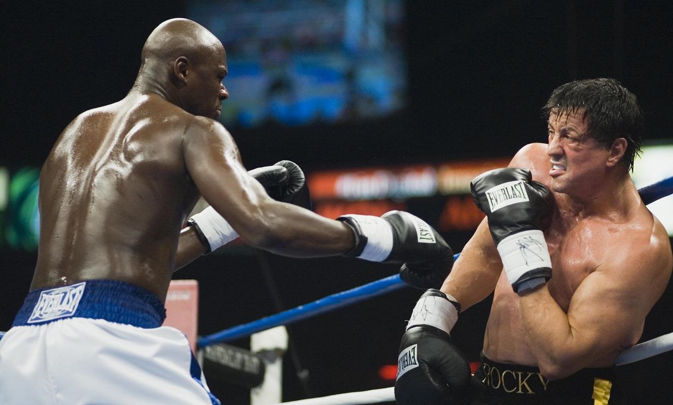 """Stallone tenía 59 años al filmar """"Rocky Balboa"""" en 2006"""