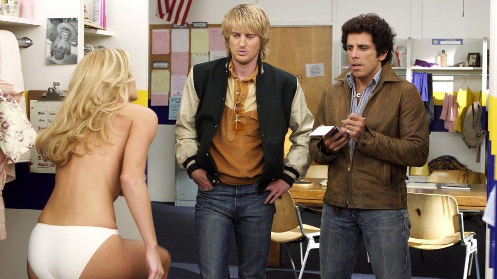 """""""Starky y Hutch"""" fue el primer film donde Stiller y Wilson compartieron protagónico."""