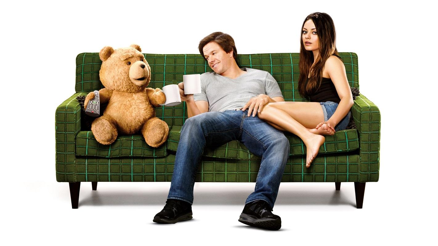 """""""Ted"""" es la más exitosa de las comedias masculinas en Argentina"""