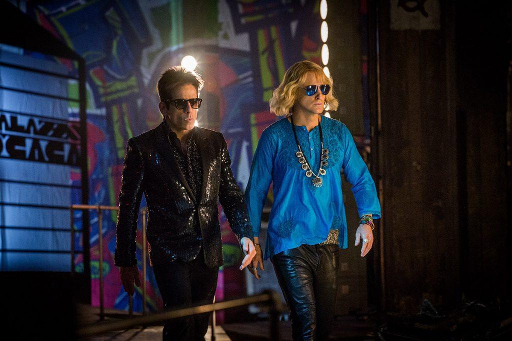 """Una dupla explosiva: Ben Stiller y Owen Wilson vuelven con """"Zoolander 2"""""""