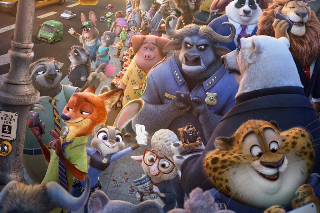 """""""Zootopia"""", la nueva película de Walt Disney Animation Studios"""