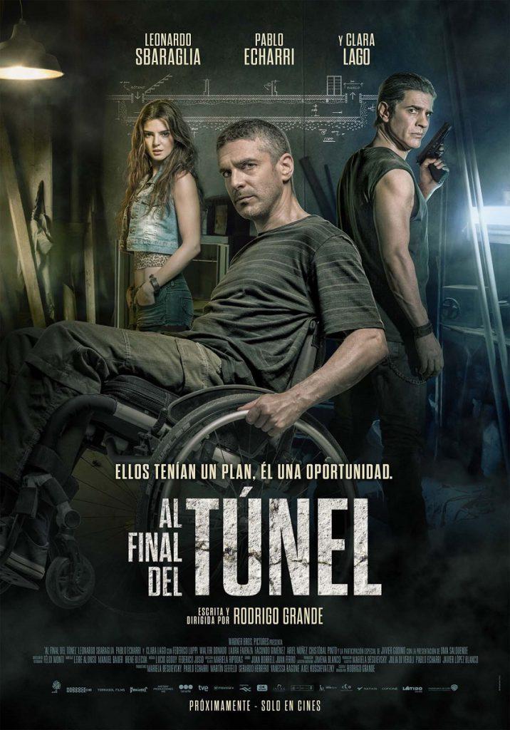 al final del tunel poster