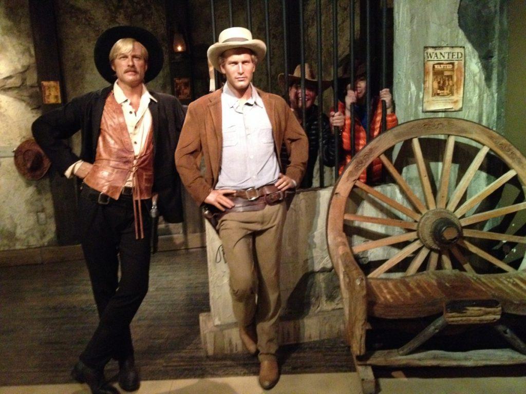 Butch Cassidy fue la primera película de dupla Redford-Newman.