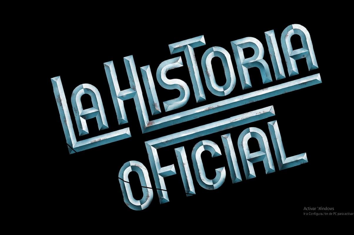 historia oficial
