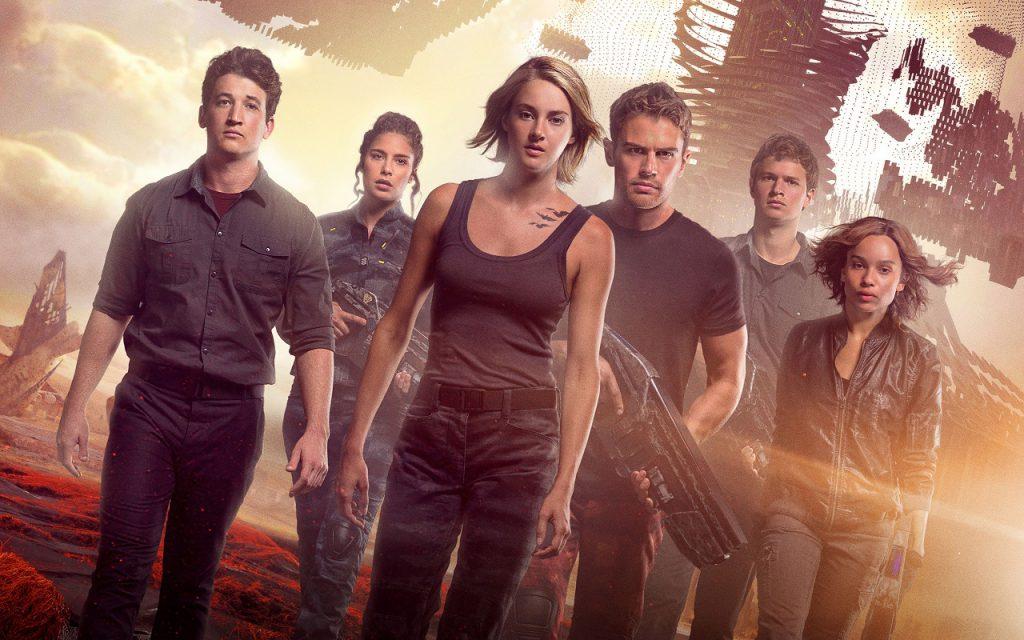 """Se acerca el final de la saga Divergente: """"Leal"""""""