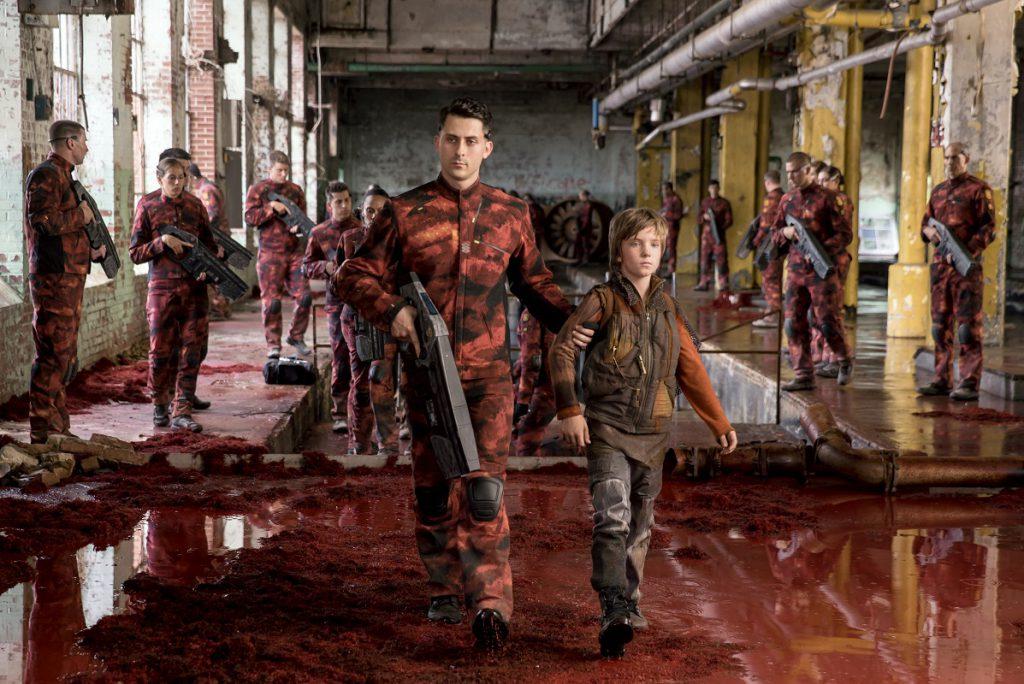 """La guerra de facciones continua en """"Divergente la serie. Leal""""."""