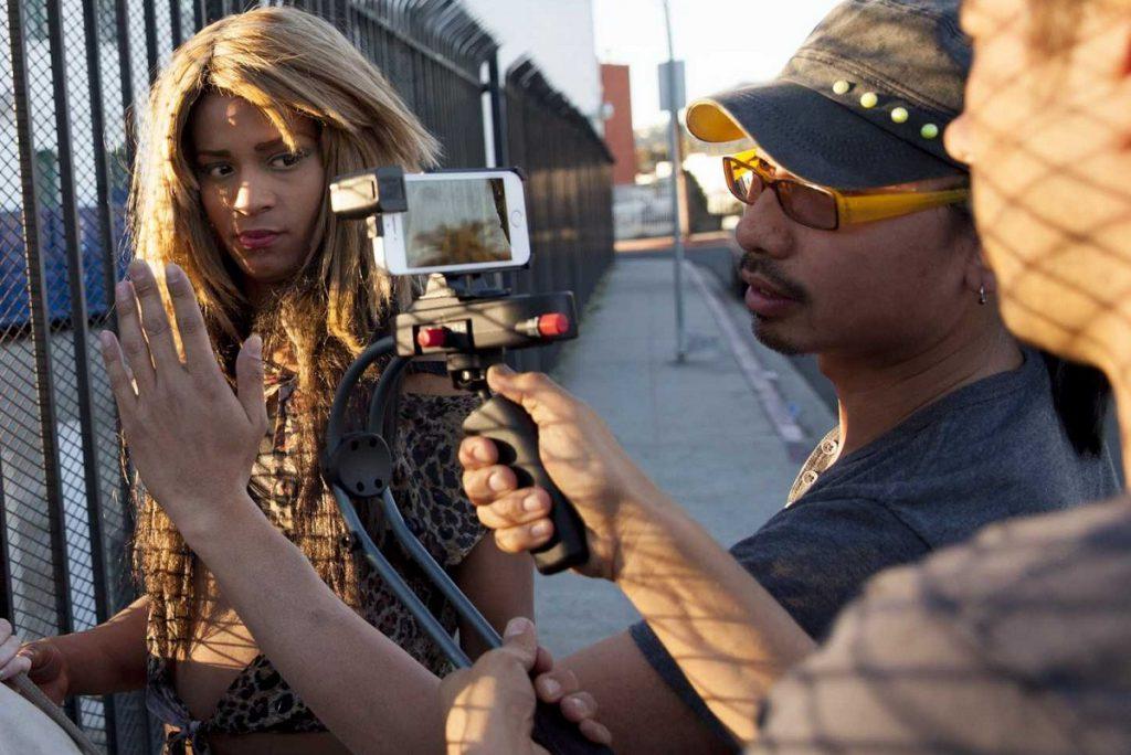 """""""Tangerine"""": transgénero, espíritu indie y filmación con celulares"""