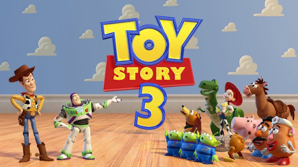 """En 2010 """"Toy Story 3"""" fue la película más taquillera en Argentina."""