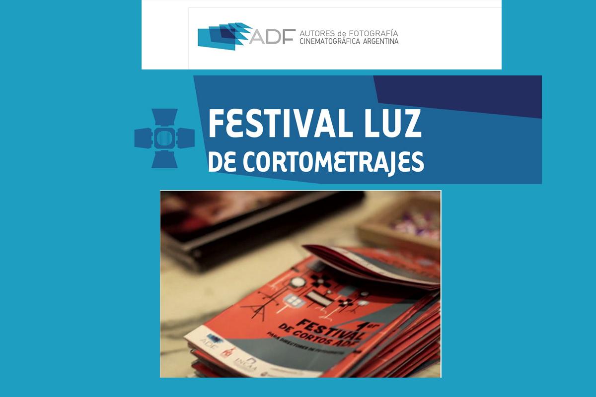ADF organiza el Festival LUZ de cortometrajes
