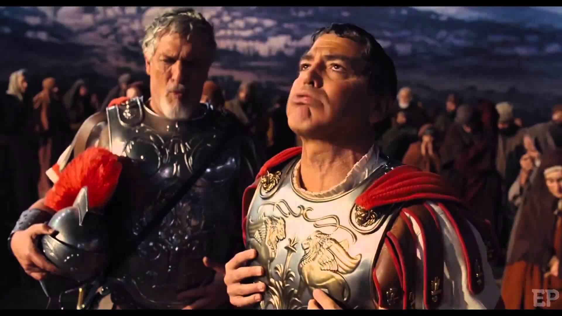 """George Clooney es un famoso actor en """"Salve, César!""""."""