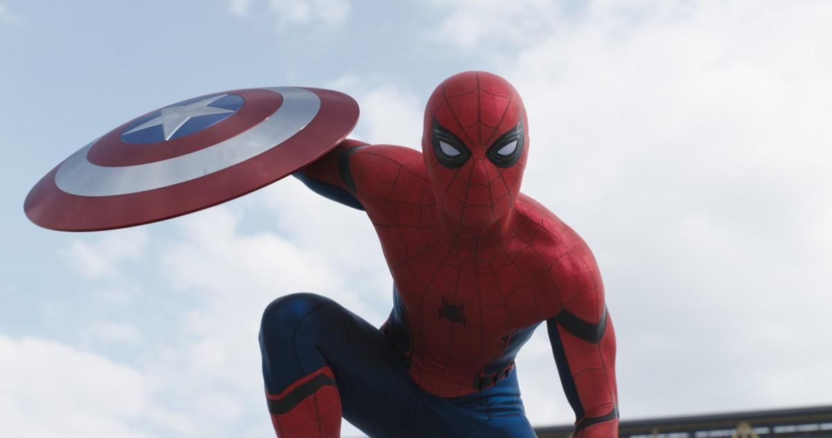 "Spider man será parte del equipo de ""Capitan América: Guerra civil""."