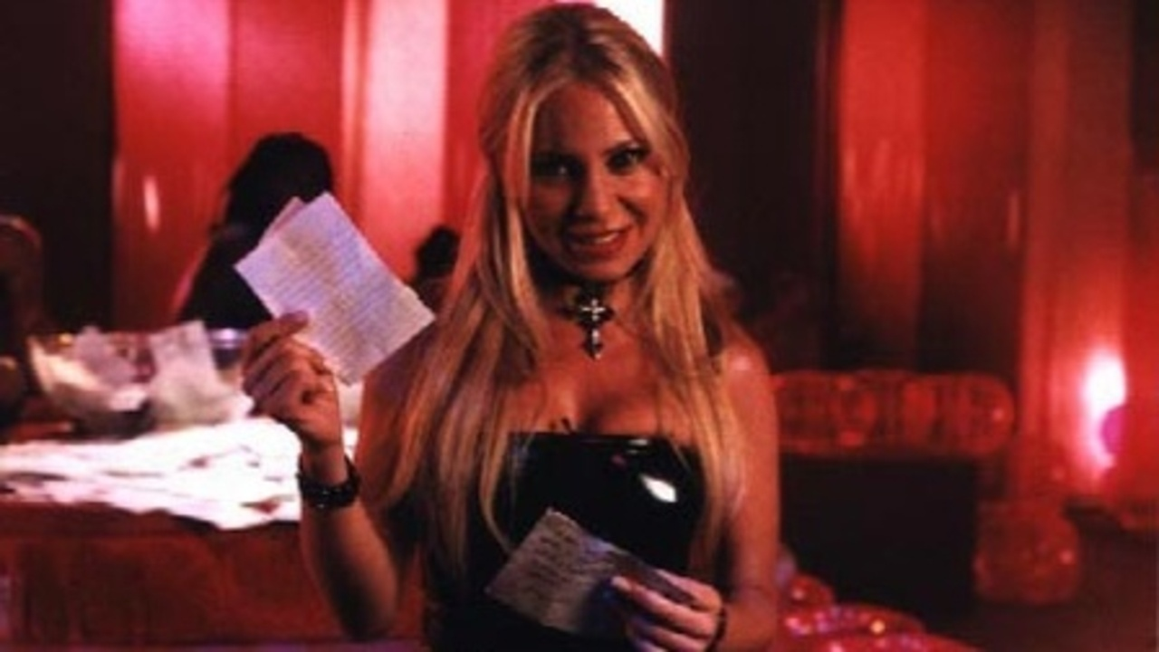 """Cecilia Roth en """"Una noche con Sabrina Love""""."""