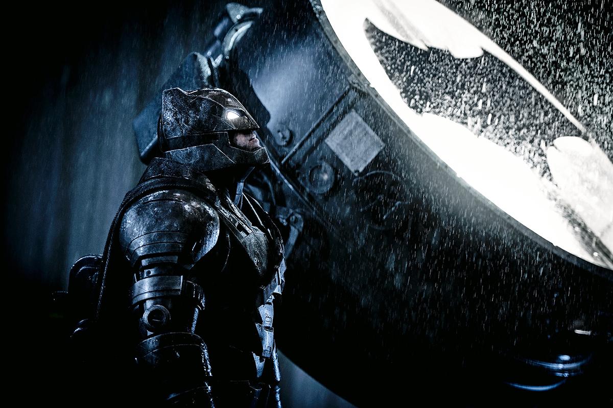 """""""Batman vs Superman"""" fue uno de los grandes éxitos de abril."""