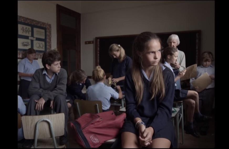 La protagonista del filme, Rosario Shanly, es la hermana menor del director.