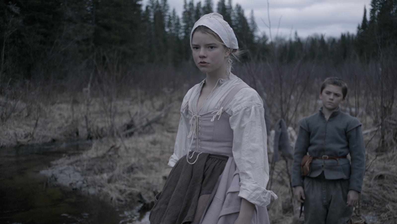 """""""La bruja"""" fue la película de terror más vista del mes."""