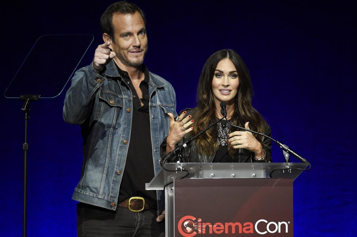 CinemaCon 2016: presentación de Paramount