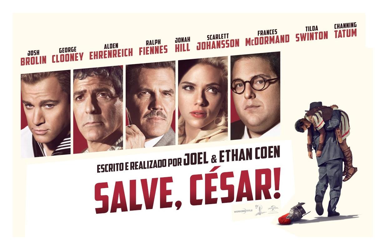 """""""Salve, César!"""", el regreso de los Coen a la comedia"""