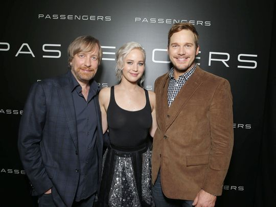 """""""Passenger"""" fue una de las películas de Sony."""