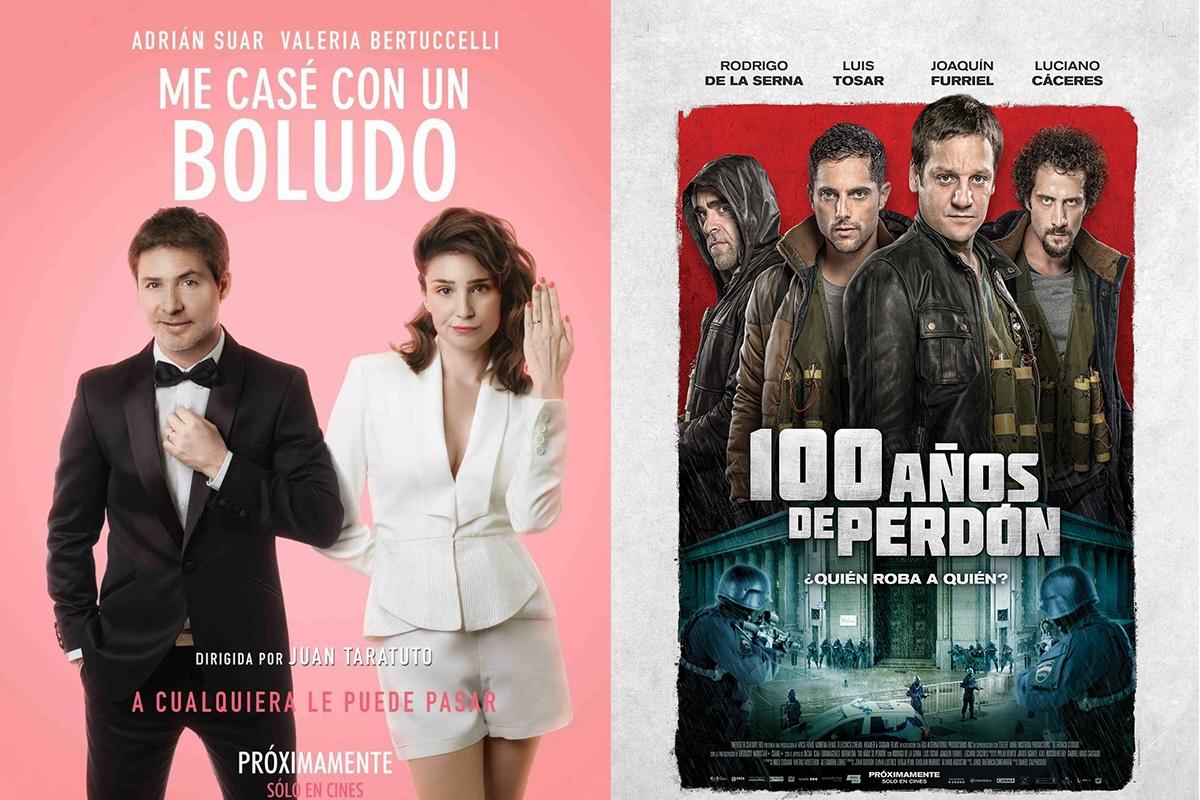 El primer trimestre 2016 fue récord histórico para el cine argentino