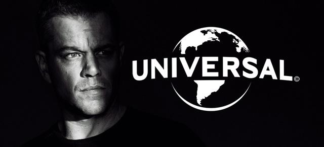 La nueva película de Bourne fue uno de los highlights de Universal.