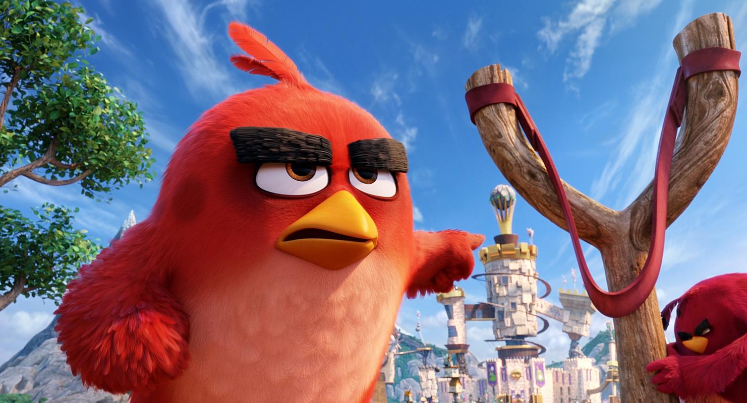 """""""Angry Birds"""" fue el estreno con mejor arranque de la semana 19"""
