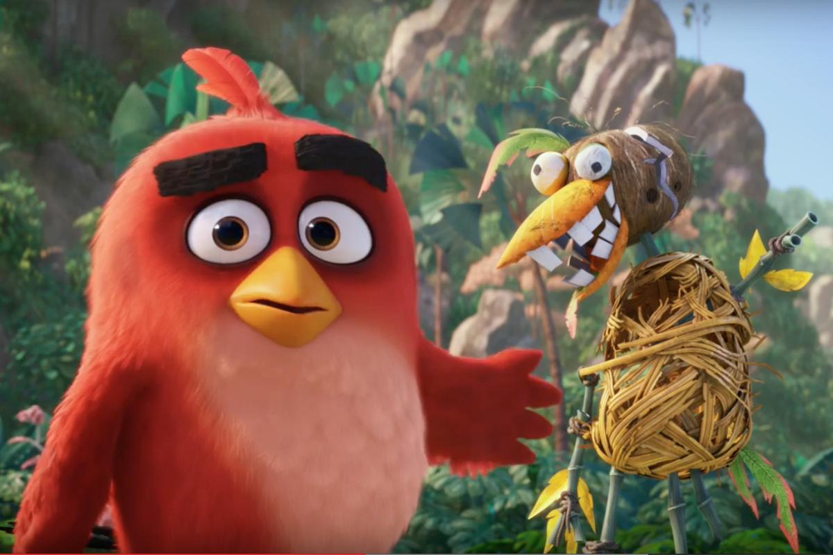 """""""Angry Birds. La película"""" fue el estreno más visto de la semana en Argentina"""