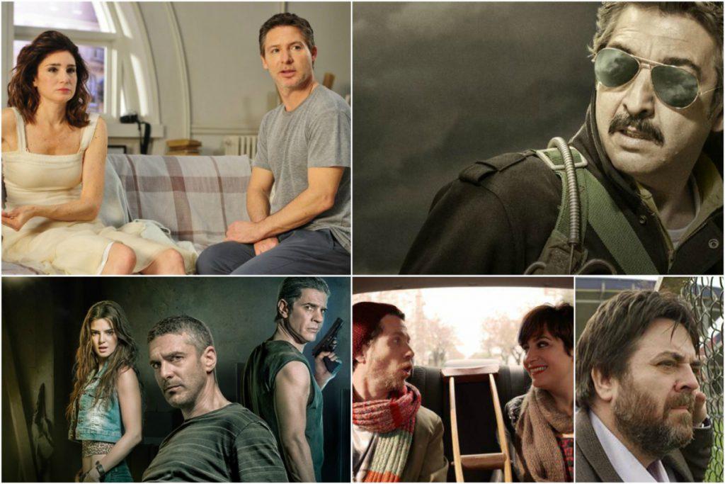 Cinco películas argentinas en el top ten de la taquilla