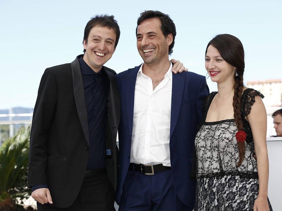 """La argentina """"La larga noche de Francisco Sanctis"""" se fue con las manos vacías de Cannes."""