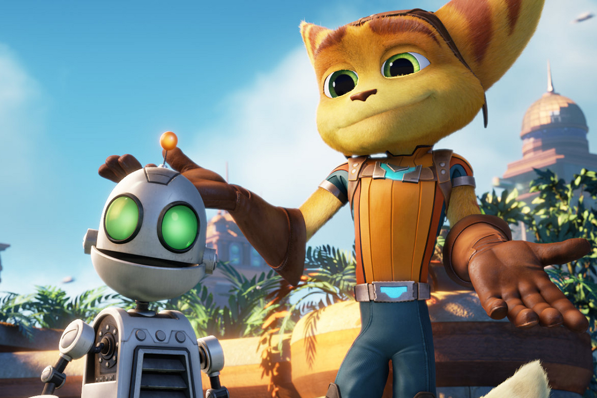 Ratchet y Clank llegan a los cines de Chile