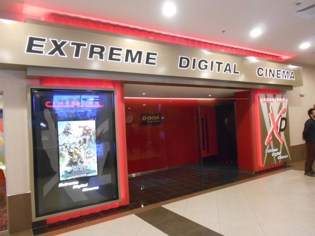 Cinemark Paraguay