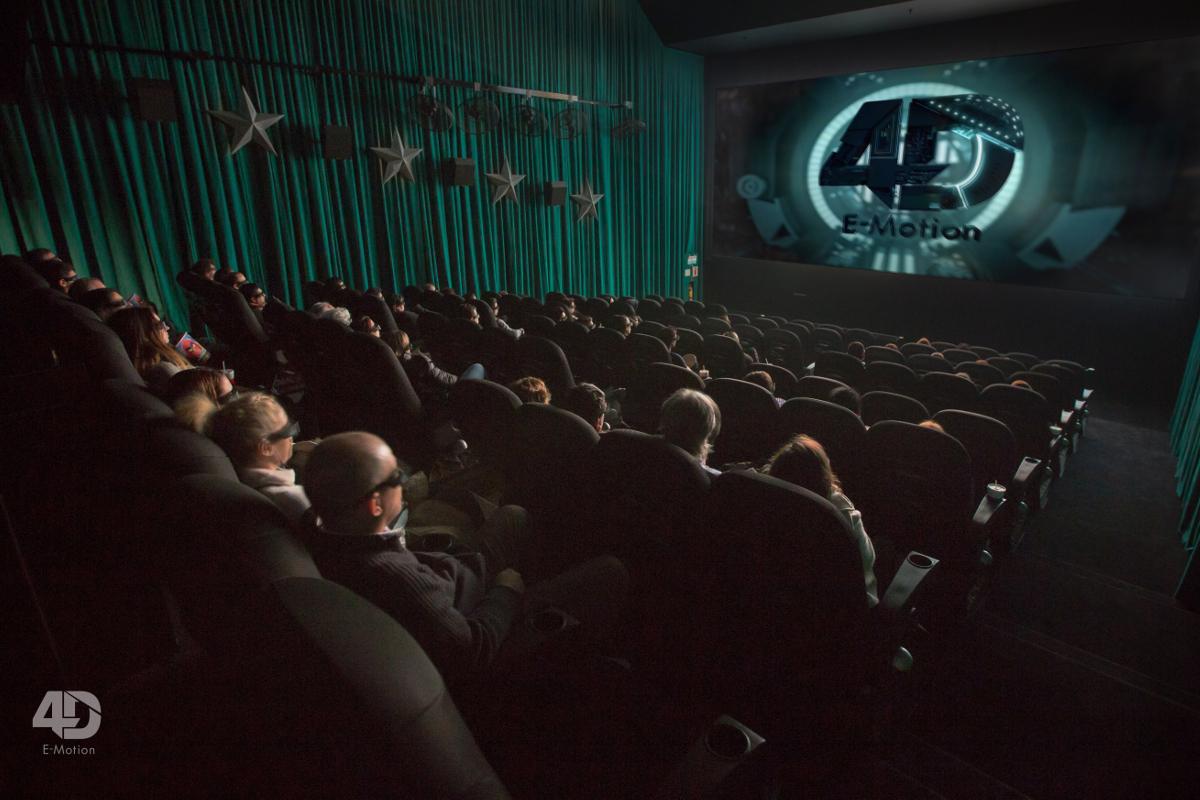 Cine 4D: entrevista al Gerente Comercial de Village Cines