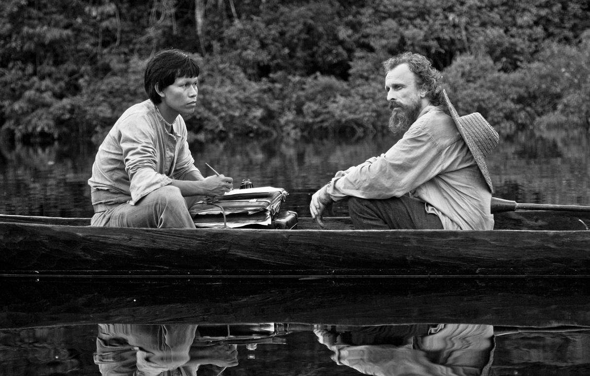 """""""El abrazo de la serpiente"""" representó a Colombia en los Oscar, pero también es una producción argentina."""