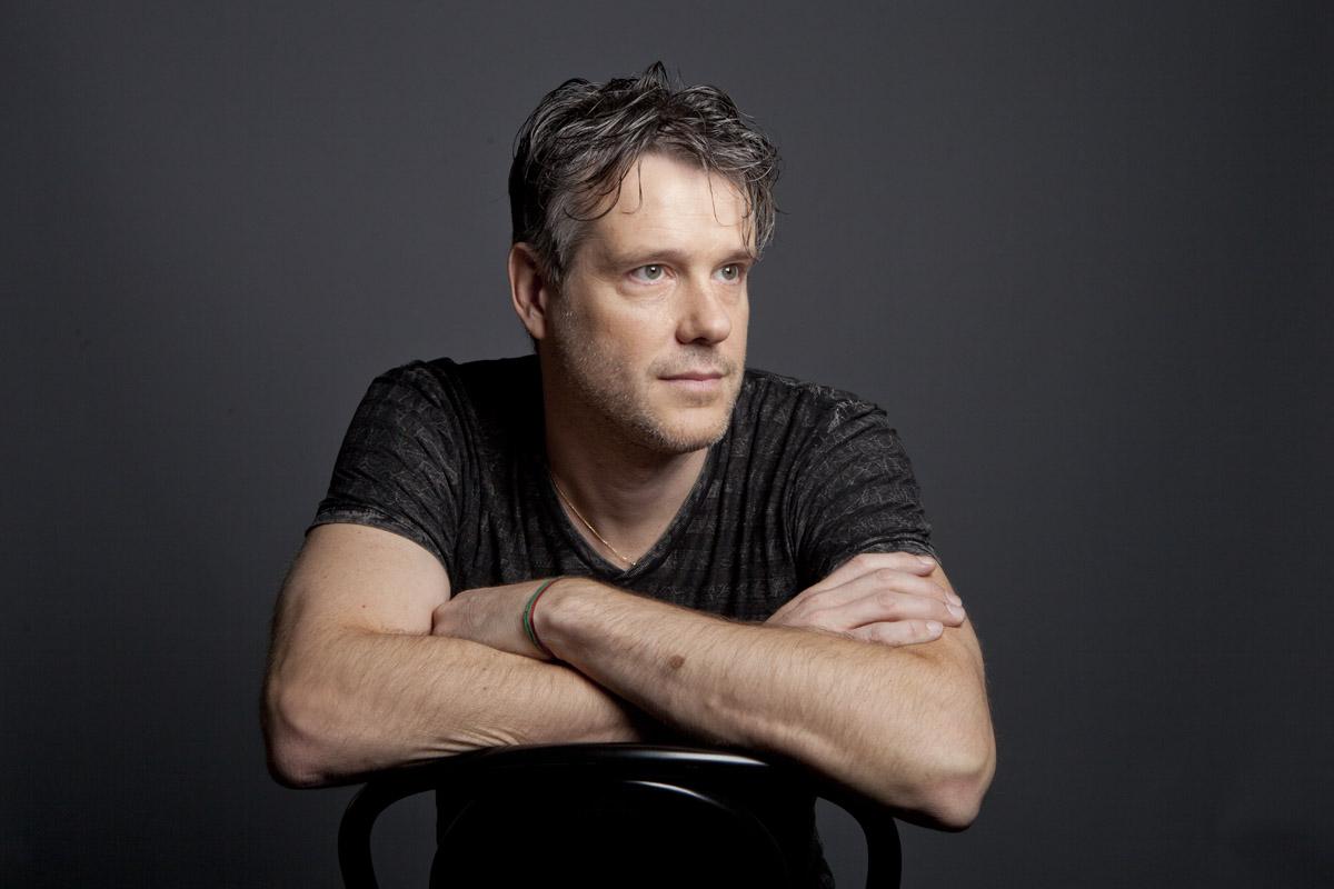 """Diego Rougier, director de """"Alma""""."""