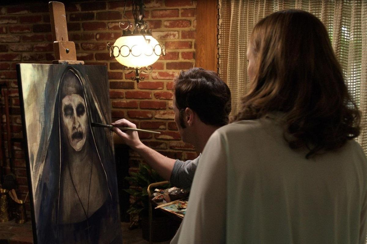 """""""El conjuro 2"""" es la película de terror más taquillera de la historia moderna"""