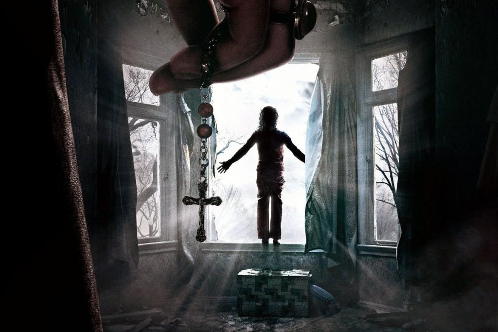 """Argentina: """"El conjuro 2"""" es la película de terror más taquillera"""