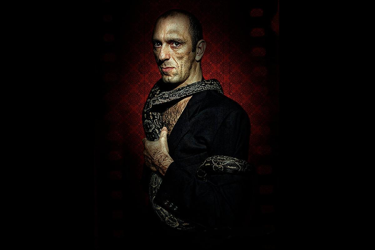 """Javier Diment: """"Del animal al hombre, el eslabón está podrido"""""""