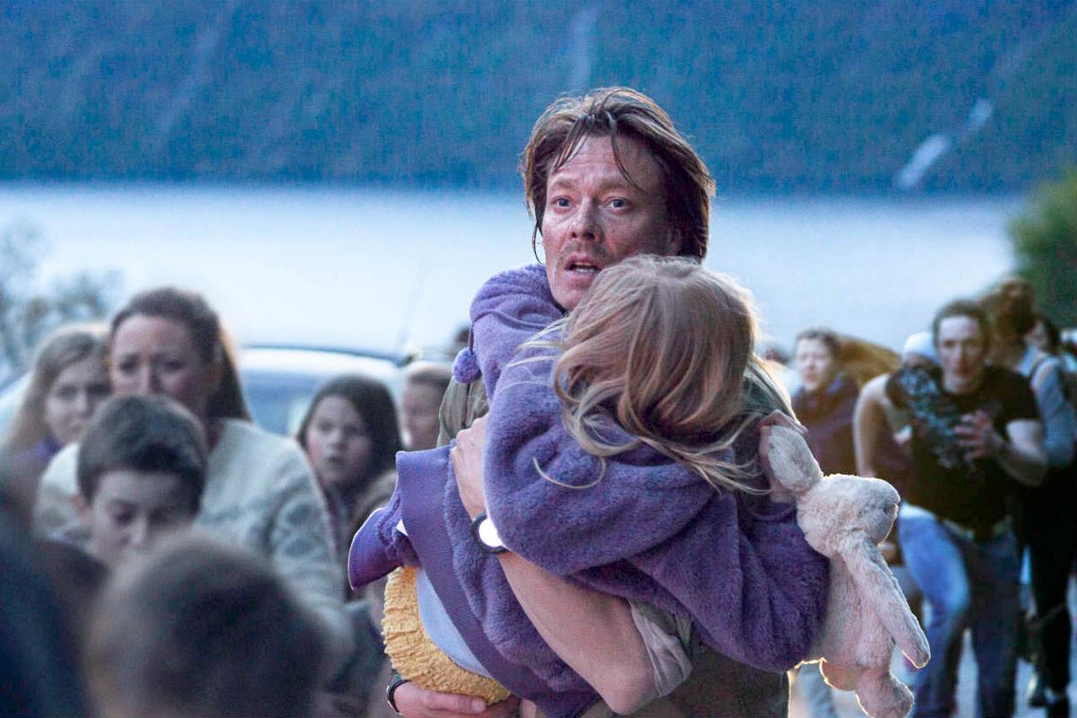 """""""La última ola"""": cine catástrofe noruego de alto vuelo"""
