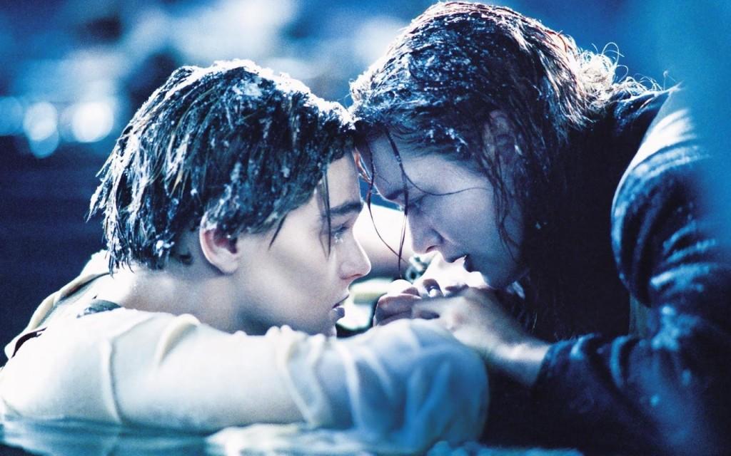 """Titanic"" es la historia de amor más taquillera de la historia del cine."