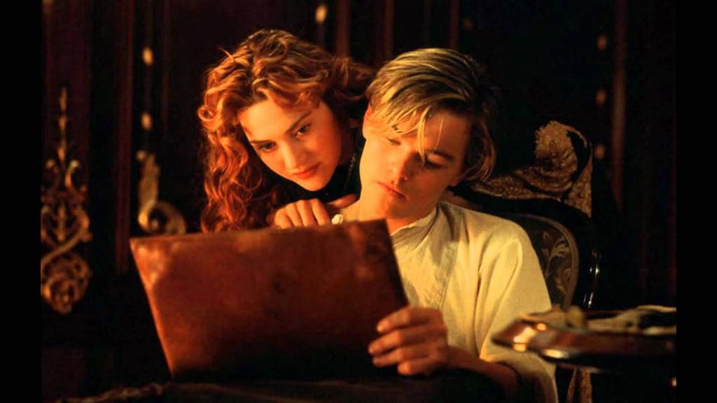 """""""Titanic"""" fue la película consagratoria de Kate y Leonardo Di Caprio."""