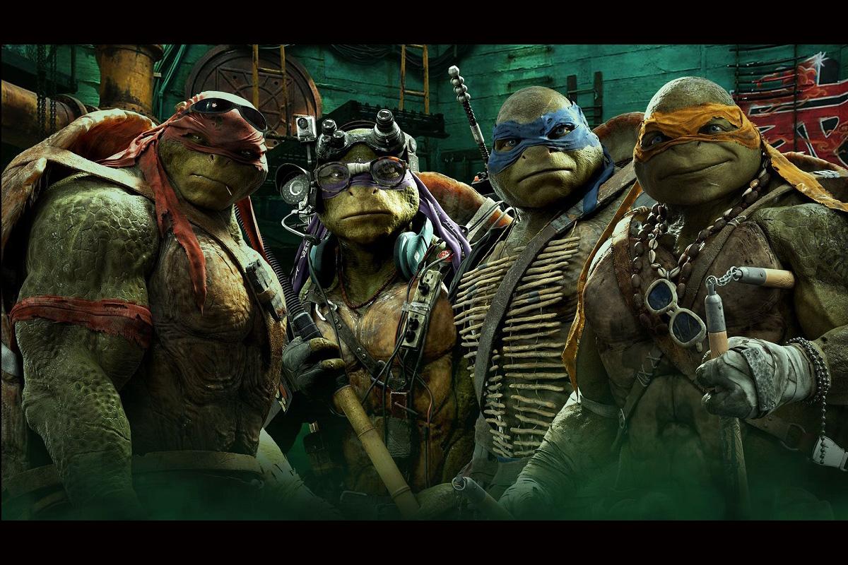 tortugas ninja home