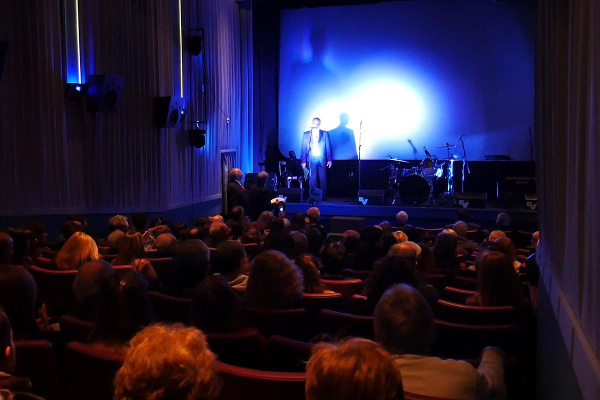 Nuevas salas: Cinema Rosso en Luján