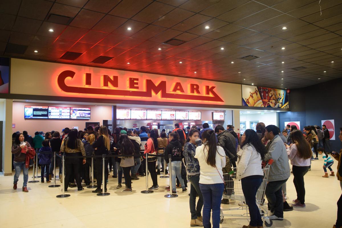 Cinemark inauguró un nuevo complejo de cines en la ciudad de Salta